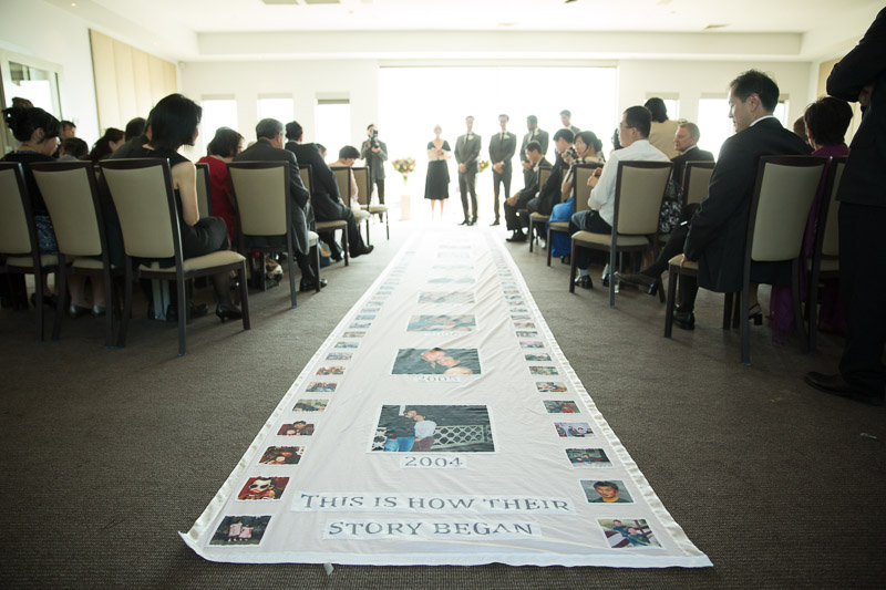 Personalized Aisle Runners Wedding Ceremony Tbrb Info